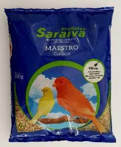 RACAO CANARIO BELGA MAESTRO 10UNX500G P*0