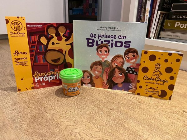 Kit Girafa Kids Novembro/20