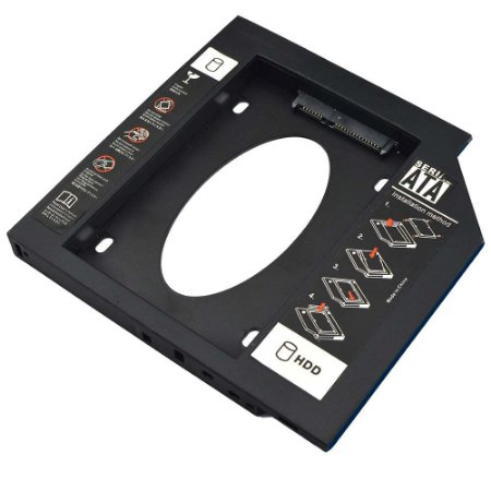 ADAPTADOR HDD/SSD  PARA NOTEBOOK  BAIA 12.7mm
