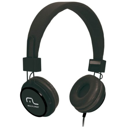 HEADPHONE HEADFUN COM MICROFONE PRETO