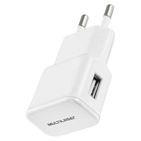 CARREGADOR DE PAREDE , 1 PORTA USB , 5V  2A