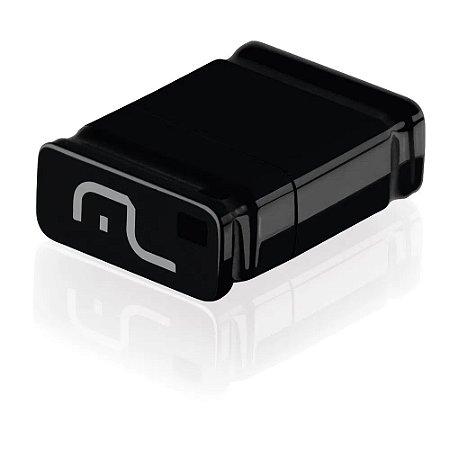 PEN DRIVE NANO 2.0 PRETO 16GB