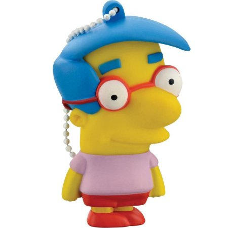 PEN DRIVE USB MILHOUSE  SIMPSONS, 8GB