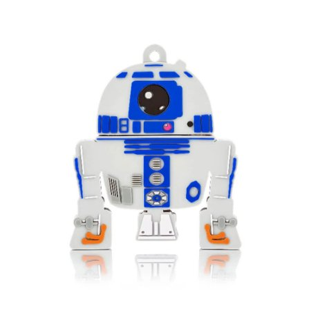 PEN DRIVE USB R2-D2 STAR WARS, 8GB