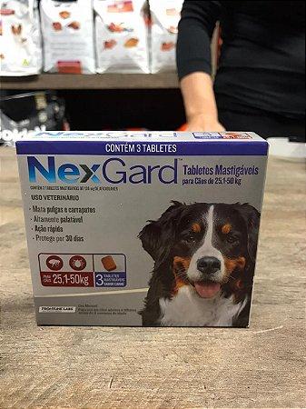Nexgard 25,1 - 50 kg
