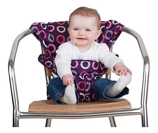Cadeira de Alimentação Portátil - TOTSEAT BRAMBLE