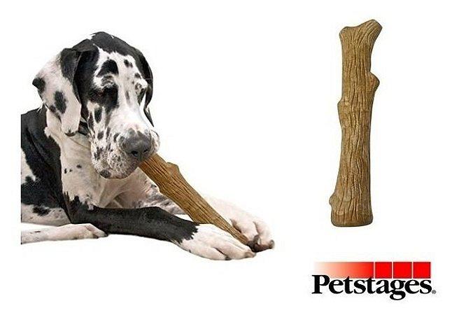 Brinquedo Bastão Madeira Dogwood Stick Cães Petstages G
