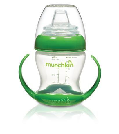 Copo de Transição Verde 118ml New Munchkin