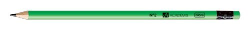 Lápis Preto Neon (Com Borracha)
