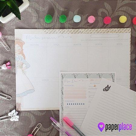 Kit de Planners Anne