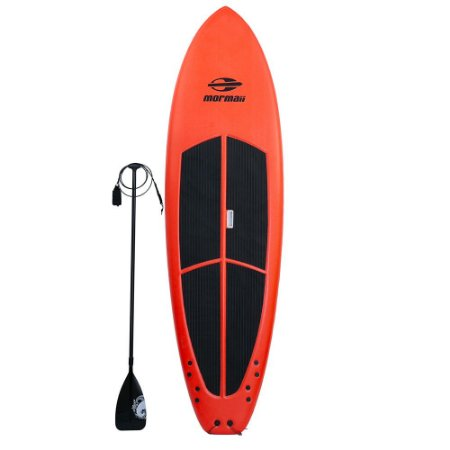 Prancha Stand Up Paddle Mormaii Sup  Soft Amador Laranja
