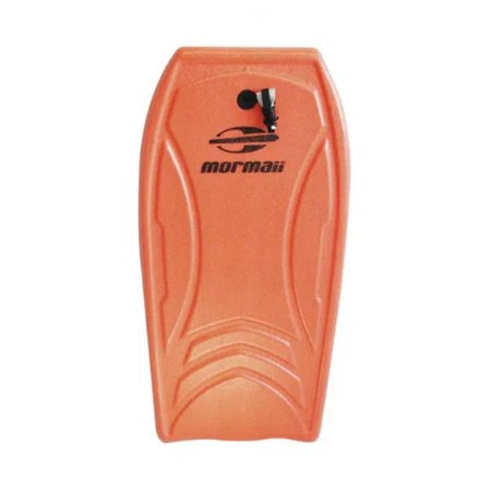Prancha Bodyboard Surf Mormaii Soft Semi Pro Laranja