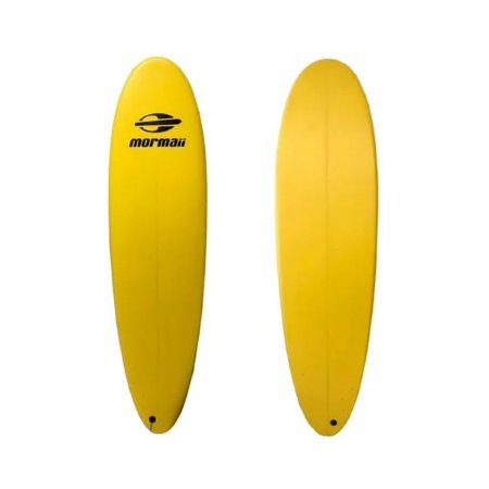 Prancha Surf Fun Mormaii Soft 7´0 60l Amarelo