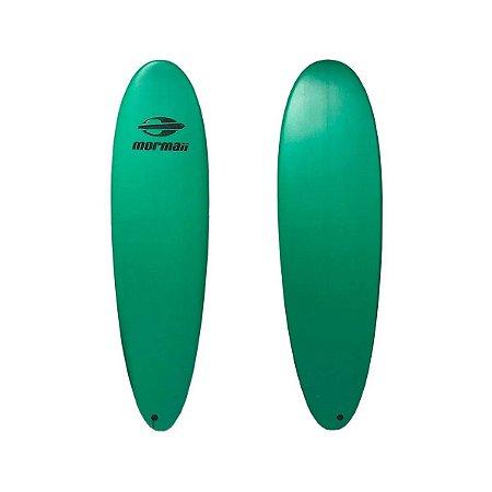 Prancha Surf Fun Mormaii Soft 7´0 60l Verde