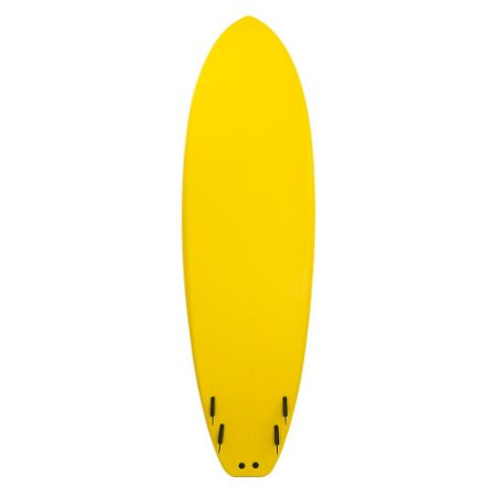 Prancha Surf Long Mormaii Soft 9´0 83l Amarelo
