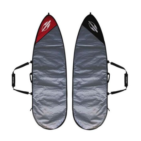 Capa Prancha Short Board Mormaii Refletiva Light 6'0
