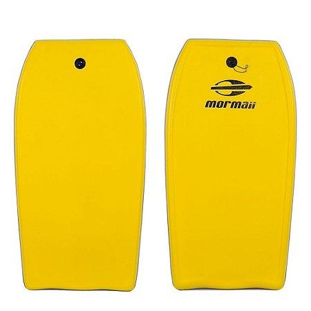 Prancha Bodyboard Mormaii Grande Amador Soft Amarelo