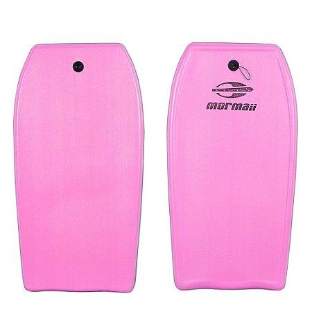 Prancha Bodyboard Mormaii Grande Amador Soft Rosa