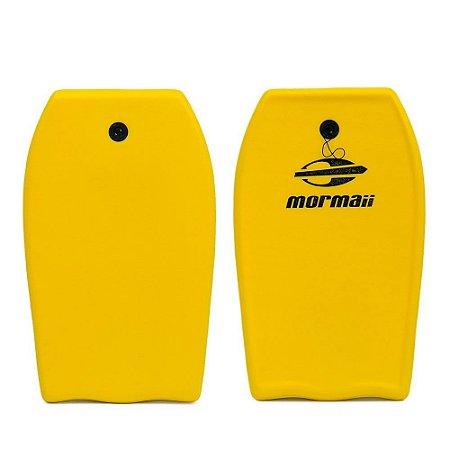 Prancha Bodyboard Mormaii Infantil Amador Soft Amarelo