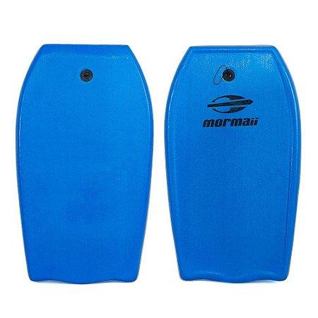 Prancha Bodyboard Mormaii Junior Amador Soft Azul