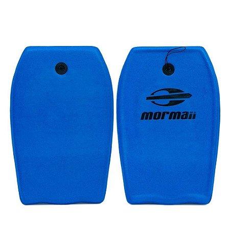 Prancha Bodyboard Mormaii Mirim Amador Soft Azul