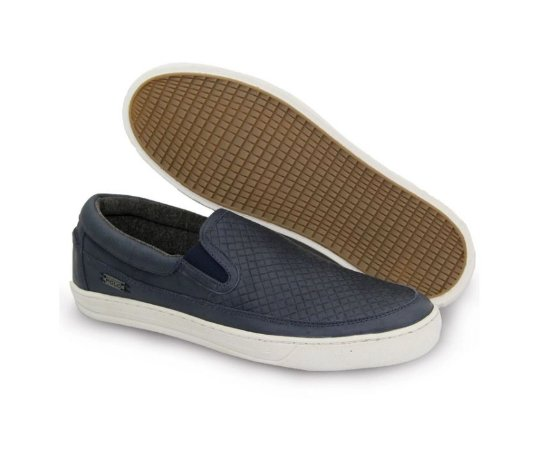 Drive Slip On Masculino Polo City Sonata Azul