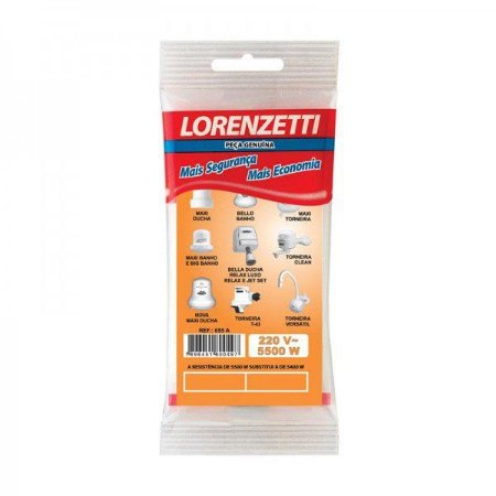 Resistência Lorenzetti 5500W 220V