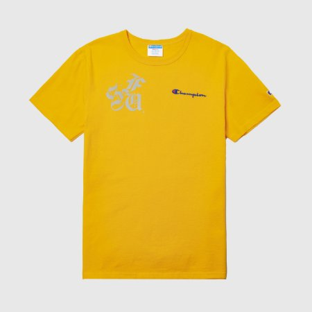 Sufgang x Champion Stars 3M Heritage Yellow