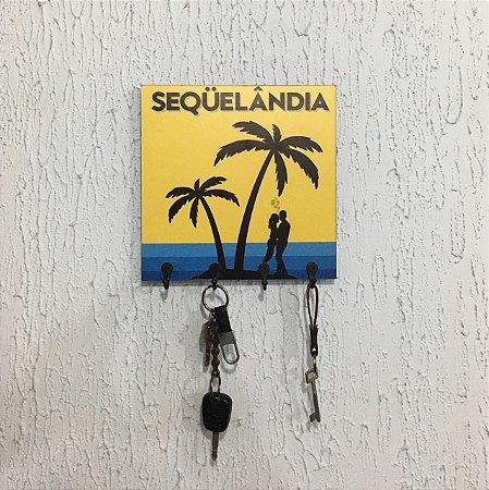 PORTA CHAVES - SEQUELÂNDIA