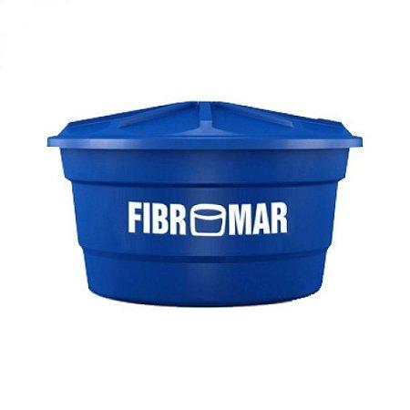 Caixa d'agua Fibromar Polietileno 500L