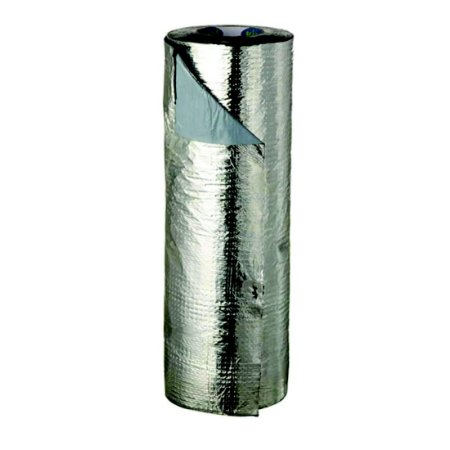 Manta Adesiva Viapol Aluminio 45cm