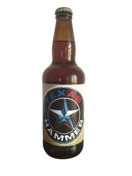 Cerveja Texas Hammer IPA - 500ml