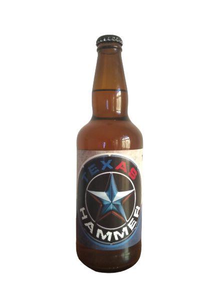 Cerveja Texas Hammer PILSEN - 500ml