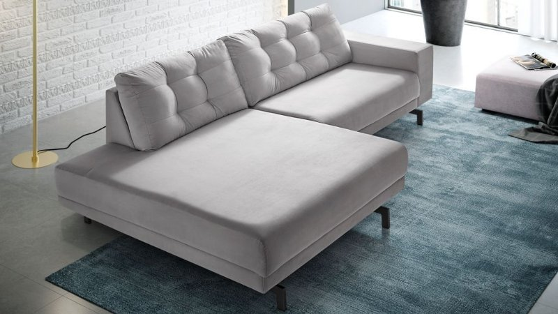 Sofá 3 Lugares Herval 4175 Chaise