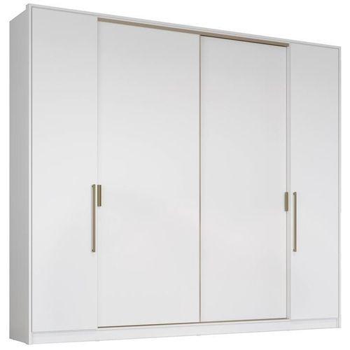 Guarda-Roupa 4 Portas Édez PH1719, Branco