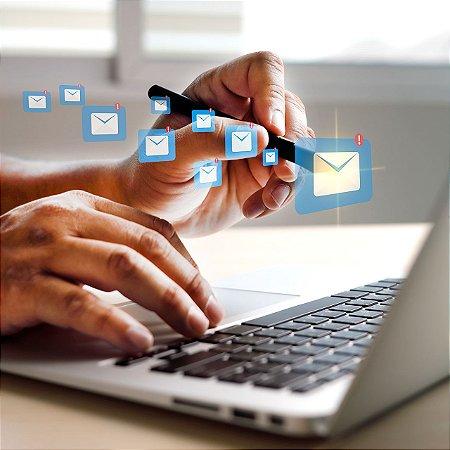 Newsletter Campanha com 4 E-mail Marketing