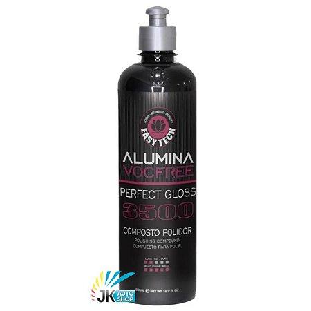 ALUMINA PERFECT GLOSS 500ml – COMPOSTO POLIDOR DE LUSTRO - EASYTECH