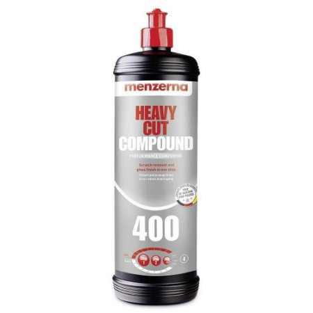 HEAVY CUT 400 COMPOUND COMPOSTO POLIDOR CORTE 1kg – MENZERNA