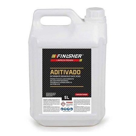 ADITIVADO DESINCRUSTANTE ÁCIDO 5L – FINISHER