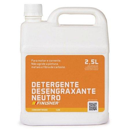 DETERGENTE DESENGRAXANTE NEUTRO 2,5L – FINISHER