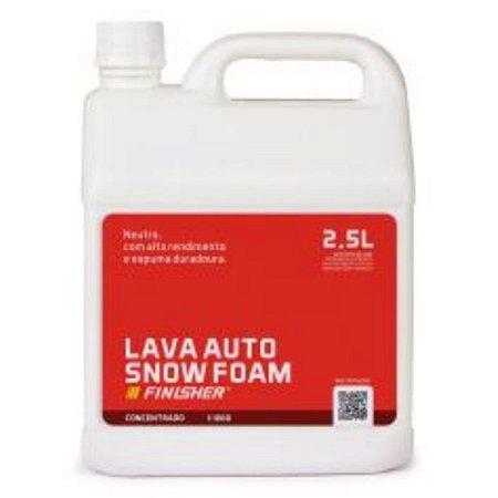 LAVA AUTO SNOW FOAM 2,5L - FINISHER