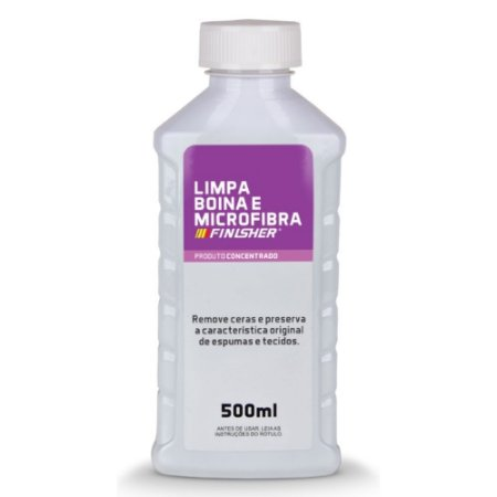 LIMPA BOINA E MICROFIBRA 500ML – FINISHER