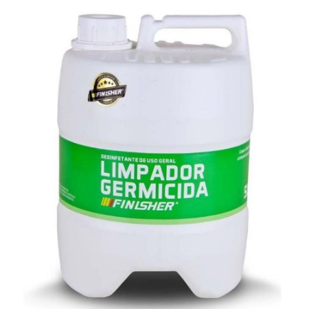 LIMPADOR GERMICIDA 5L – FINISHER