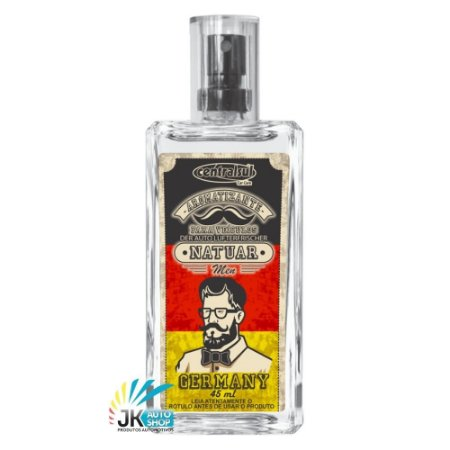 AROMATIZANTE NATUAR MEN GERMANY 45ML – CENTRALSUL