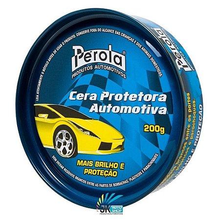 CERA PROTETORA AUTOMOTIVA 200G - PÉROLA