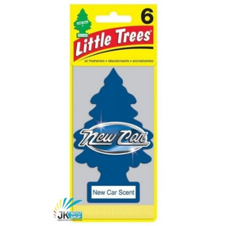 AROMATIZANTE LITTLE TREES - CARRO NOVO/ NEW CAR