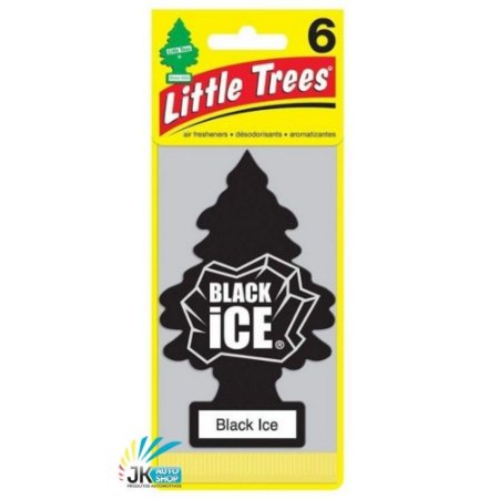 AROMATIZANTE LITTLE TREES - BLACK ICE