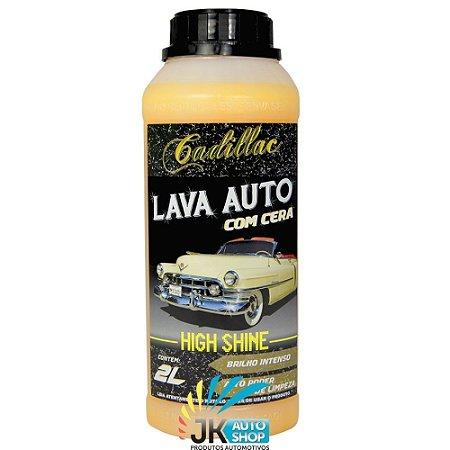 LAVA AUTOS HIGH SHINE COM CERA 2L 1:200L - CADILLAC