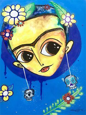 Releitura Frida Kahlo