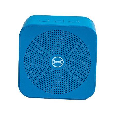Caixa De Som Xtrax Pocket Azul